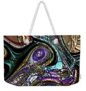 The Sun Moon System Weekender Tote Bag