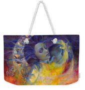 The Sun The Moon And The Truth Weekender Tote Bag