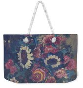 The Sunflower Bouquet Weekender Tote Bag