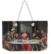 The Supper At Emmaus Weekender Tote Bag