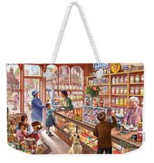 The Sweetshop Weekender Tote Bag