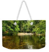 The Swimming Hole Weekender Tote Bag