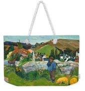 The Swineherd Weekender Tote Bag