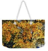 The Swinging Tree Weekender Tote Bag