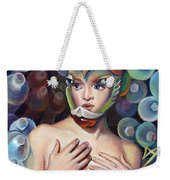The Symbiont Weekender Tote Bag