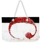 The Symbol Weekender Tote Bag