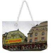 The Szegedi Halaszcsarda Weekender Tote Bag