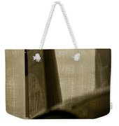 The Tail Weekender Tote Bag