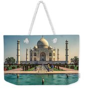 The Taj Maha Weekender Tote Bag