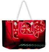 the Tap Weekender Tote Bag