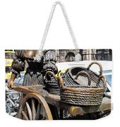 The Tart With The Cart Weekender Tote Bag
