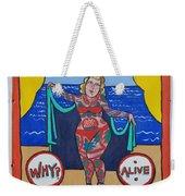 The Tattoed Girl Weekender Tote Bag
