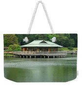 The Tea House Weekender Tote Bag