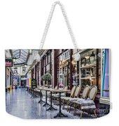 The Tea Room Weekender Tote Bag