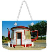 The Teapot Dome  Weekender Tote Bag by Jeff Swan