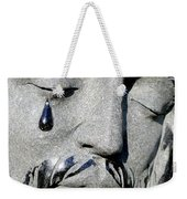 The Tear Of Jesus Weekender Tote Bag