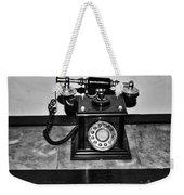 The Telephone Weekender Tote Bag