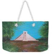 The Temple Of Kukulcan Weekender Tote Bag