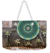 The Temple Of Mammon Weekender Tote Bag