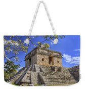 The Temple Of The Seven Dolls Weekender Tote Bag