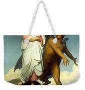 The Temptation Of Christ Weekender Tote Bag