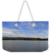The Tennessee River In Alabama Weekender Tote Bag