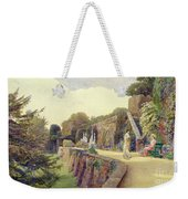 The Terrace At Berkeley Castle Weekender Tote Bag