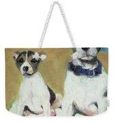 The Terriers Weekender Tote Bag