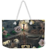 The Testimony Of Ron Wyatt - Ark Of The Covenant Weekender Tote Bag