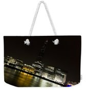 The Thames Downhill Weekender Tote Bag