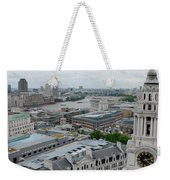 The Thames From St Paul's Weekender Tote Bag