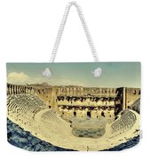 The Theater Weekender Tote Bag