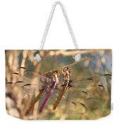 The Three Dragonflies  Weekender Tote Bag