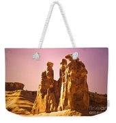 The Three Gossips In The Light Weekender Tote Bag