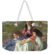 The Three Sisters Of Dean Liddell Weekender Tote Bag