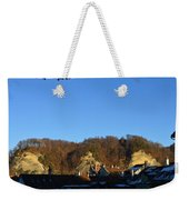 The Three Stones From Burgdorf Weekender Tote Bag