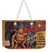 The Time Machine  Weekender Tote Bag