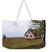 The Times In The Past Weekender Tote Bag