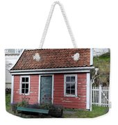 The Tiny House Weekender Tote Bag