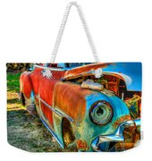 The Tired Chevy 2 Weekender Tote Bag