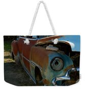 The Tired Chevy 3 Weekender Tote Bag