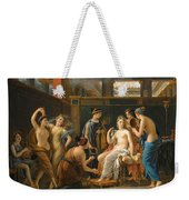 The Toilet Of Venus Weekender Tote Bag