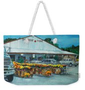 The Tomatoe Vine Weekender Tote Bag
