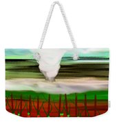 The Tomatoes And The Tornado Weekender Tote Bag