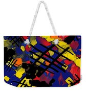 The Torn Fabric Of Life Weekender Tote Bag