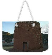 The Torreon In Lincoln City New Mexico Weekender Tote Bag by Jeff Swan
