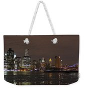 The Tower And The Bridge Weekender Tote Bag