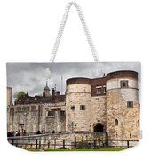 The Tower Of London Uk The Historic Royal Palace And Fortress Weekender Tote Bag
