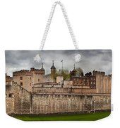 The Tower Of London Uk The Historic Royal Palace Weekender Tote Bag