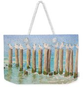 The Town Meeting Weekender Tote Bag